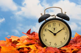 Time for a Change - Managing your child's sleep when the clocks go back an hour